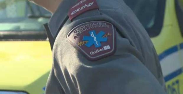 Two injured after highway crash near Sainte-Adele - CTV News