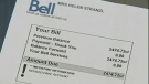 Helen Stranzl's Bell bill showed she owed $2,400 on an account she didn't know existed.