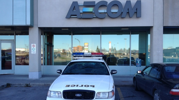 UPAC SQ raid AECOM in Laval