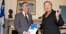 Marois and Marceau budget
