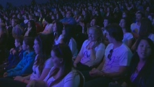 CTV Montreal: We Day at Theatre St. Denis