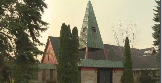 St. Paul's Anglican Church in Lachine will close Sunday.