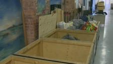CTV Montreal: Food banks near empty