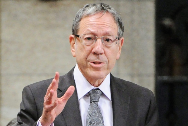 Irwin Cotler Liberal MP
