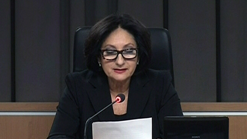 Quebec's corruption inquiry, headed by Justice France Charbonneau, will resume in January 2013.