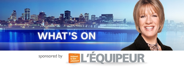 What's On - L'Equipeur