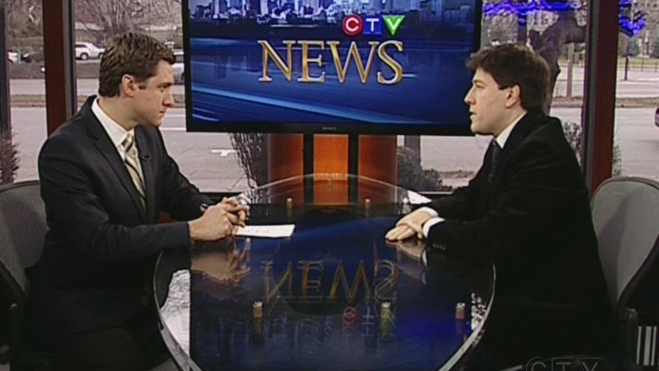 CTV Montreal: Newsmaker: Elias Makos on Apple and Wii
