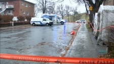 Montreal police find man dead in SUV