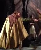 Little John vs. Robin Hood