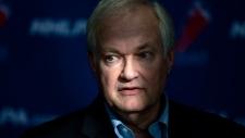 Donald Fehr NHLPA