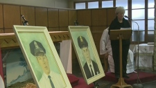 CTV Montreal: Families remember 2 slain officers