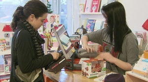 As Toronto shoppers hit the malls for last-minute holiday bargains, retail experts say many smaller businesses may feel significant losses after the massive ice storm that hit central and eastern Canada.