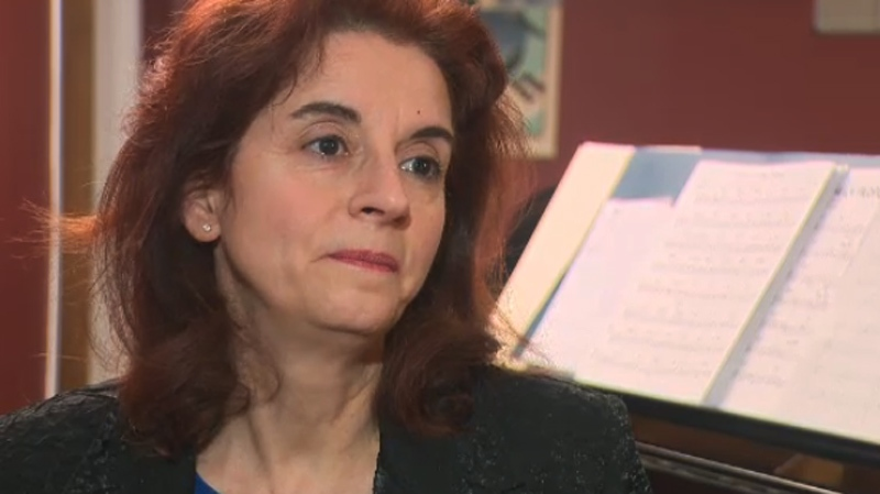 Montreal pianist Lorraine Desmarais has been named to the Order of Canada in recognition of her contribution to the arts.