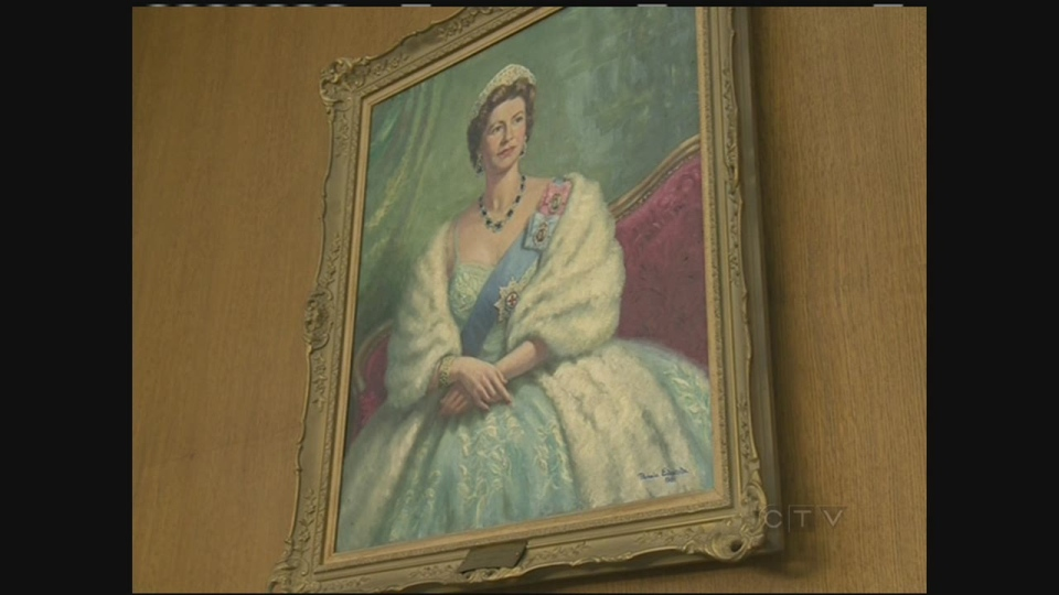 CTV Montreal: Family spots matriarch's painting in news report