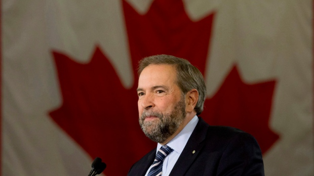 NDP threshold for Quebec secession less than half