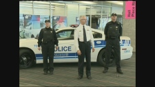 CTV Montreal: Montreal police to get new uniforms