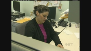 CTV Montreal: Power of One: Returning to work