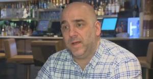 Massimo Lecas, owner of Buonanotte