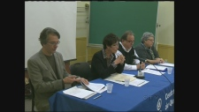CTV Montreal: Groups prepare for education summit