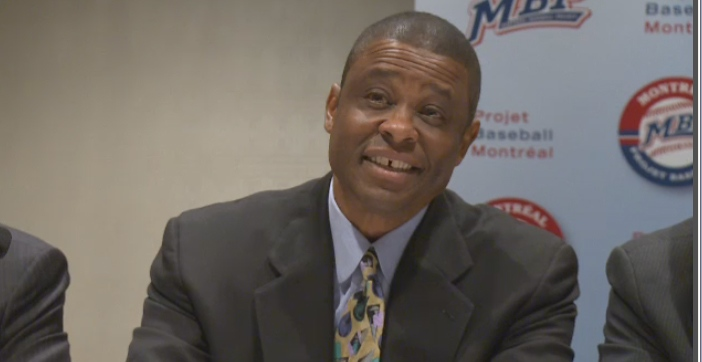Warren Cromartie is working hard to bring Major League Baseball back to Montreal.