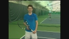 CTV Montreal: Rookies profile: Graham Ball, tennis