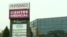 A gynecologist at the Physimed clinic has come under fire for requesting a new referral for every visit. (Image CTV Montreal).