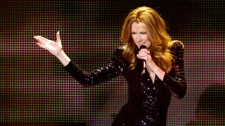 Celine Dion Returns