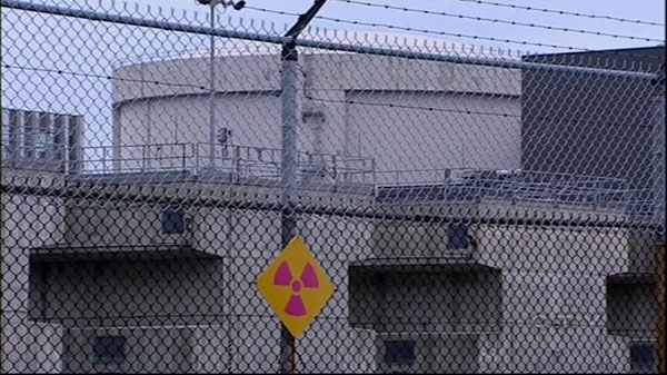 The Gentilly 2 nuclear power plant is due for a $2.2 billion renewal, money the PQ and other opponents would rather see used to develop renewable energy technologies.