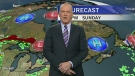 CTV Montreal: Showers overnight and sunny breaks
