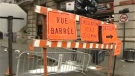 This road closure has Old Montreal merchants fuming over the customers they say they've lost.