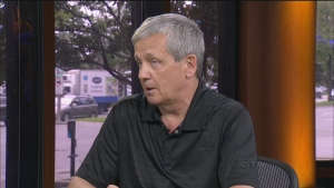 CTV Montreal: Former councillor Jeremy Searle