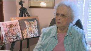 CTV Montreal: Power of One: Seniors find their art