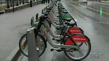Montreal's Bixi program needs a $107 million bailout. (May 16, 2011)