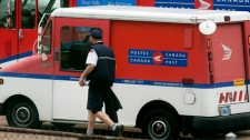 Canada Post's Montreal workers are slated to go on strike Monday June 6. File photo THE CANADIAN PRESS/Andrew Vaughan