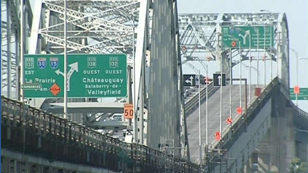 The southbound span of the Mercier bridge will be closed until late August, possibly September.