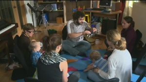 CTV Montreal: Music lessons for troubled kids stri