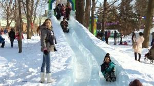 CTV Montreal: Fete des Neiges cures winter blues