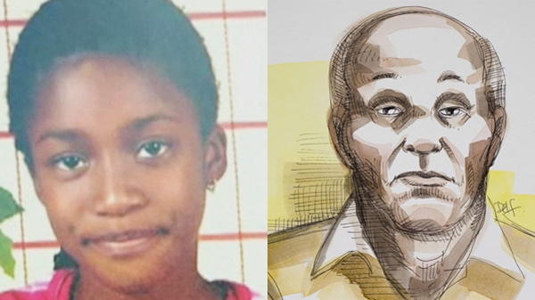 Nouténé Sidimé, 13, died after being slapped by her father Moussa. He has been sentenced to 60 days in jail.