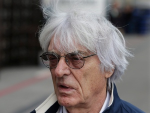 Bernie Ecclestone is no longer in charge of Formula One