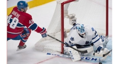 Montreal Canadiens' Max Pacioretty, (67) celebrate