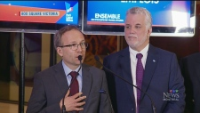 CTV Montreal: Liberals unveil three star candidate