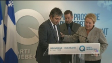 CTV Montreal: PQ on referendums and resignations