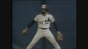 Expos relief pitcher Jeff Reardon
