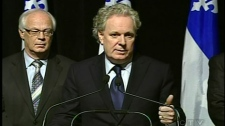 Premier Jean Charest announced Wednesday there will be a public inquiry into alleged  corruption links in the contruction industry.