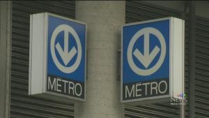 CTV Montreal: Metro crime down