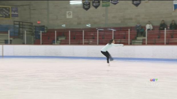 CTV Montreal: Randy's Rookies: A young skating vet