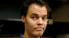 Boston Bruins goalie Tuukka Rask, of Finland, list