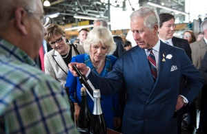 Prince Charles and Camilla royal visit Halifax