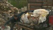 CTV Montreal: Composting centre being scrapped