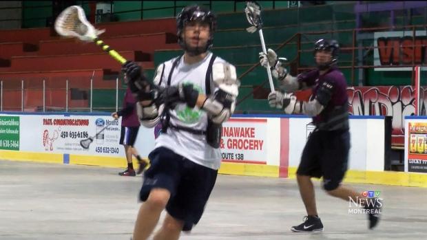 CTV Montreal: Rookies: Austin Madronic
